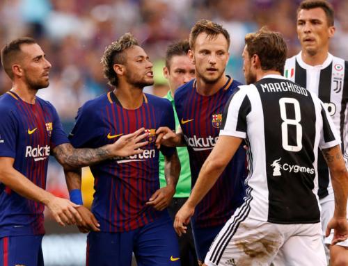 Juventus 1-2 Barcelona: L-ewwel partita tal-istaġun tintemm f'telfa