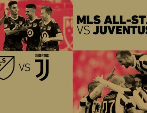 Min jista' jaffronta lil Juventus fl-MLS All-Star Game?