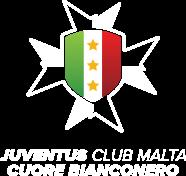 Juventus Club DOC Malta Cuore Bianconero