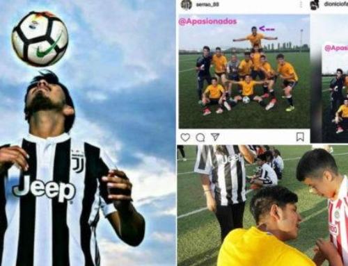 Żagħżugħ Messikan iqarraq b'pajjiż sħiħ b'karriera finta ma' Juventus