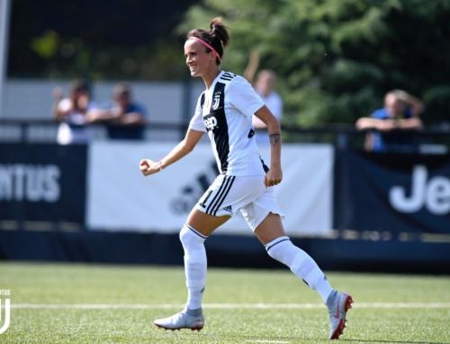 Juventus Women ikomplu jirbħu