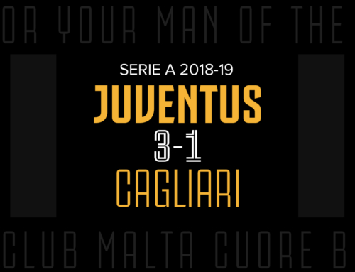 Man of the Match: Juventus 3-1 Cagliari