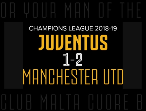 Man of the Match: Juventus 1-2 Manchester United
