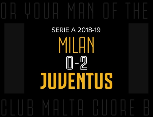 Man of the Match: Milan 0-2 Juventus