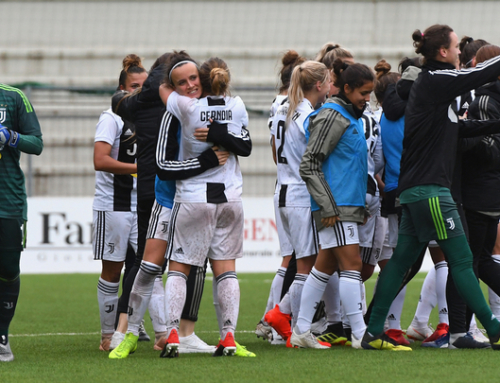 L-Allianz Stadium se jospita lil Juventus Women