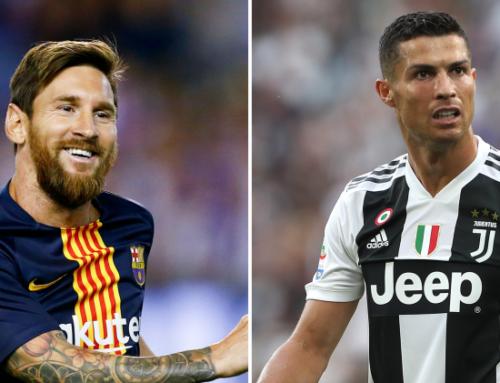 """Cristiano Ronaldo jsejjaħ lil Messi: """"Ejja fis-Serie A"""""""
