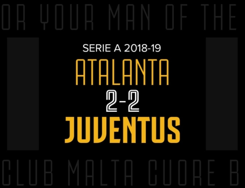 Man of the Match: Atalanta 2-2 Juventus