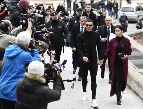 Cristiano Ronaldo mmultat €18.8 miljun