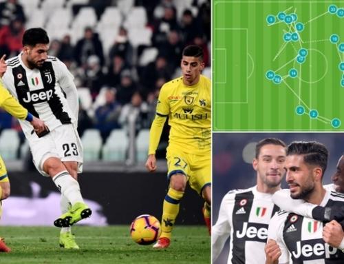 Juventus kontra Chievo: gowl li jġib miegħu rekord