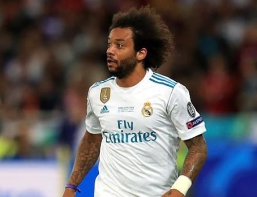 Marcelo kkontestat mill-partitarji ta' Real Madrid