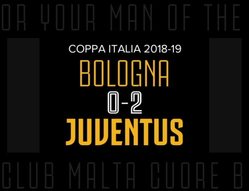 Man of the Match: Bologna 0-2 Juventus
