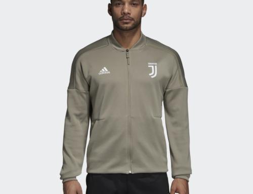 Irbaħ ġakketta uffiċjali ta' Juventus