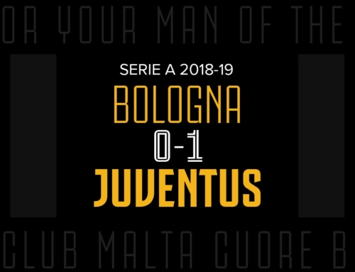 Man of the Match: Bologna 0-1 Juventus