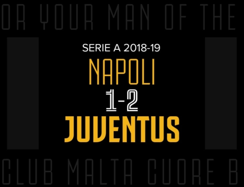 Man of the Match: Napoli 1-2 Juventus