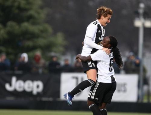 Juventus Women iżommu l-ewwel post