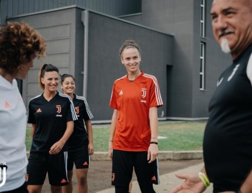 Juventus Women jirritornaw għat-taħriġ