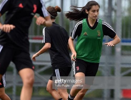 Nicole Sciberras tissejjaħ għal logħba ta' ħbiberija kontra Juventus Women