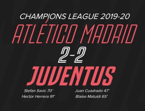 Man of the Match: Atlético Madrid 2-2 Juventus