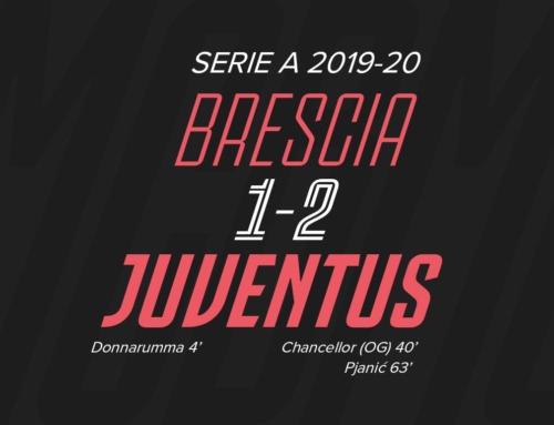 Man of the Match: Brescia 1-2 Juventus