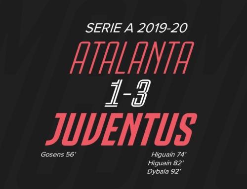 Man of the Match: Atalanta 1-3 Juventus