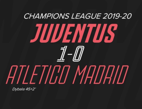 Man of the Match: Juventus 1-0 Atlético Madrid
