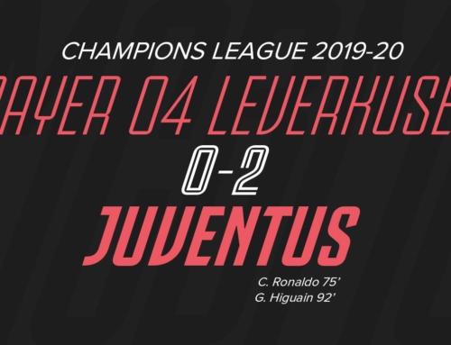 Man of the Match: Bayer 04 Leverkusen 0-2 Juventus