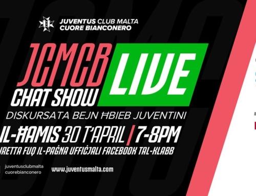 SEGWI LIVE: L-ewwel edizzjoni tal-JCMCB Live Chat Show