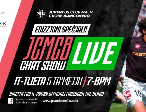 Programm speċjali tal-JCMCB Live Chat Show