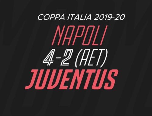 Man of the Match: Napoli 4-2 Juventus