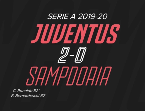 Man of the Match: Juventus 2-0 Sampdoria