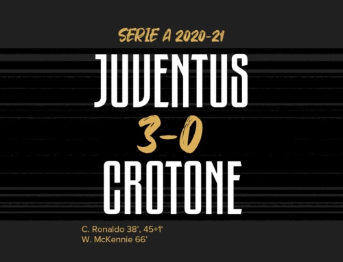 Man of the Match: Juventus 3-0 Crotone