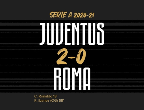 Man of the Match: Juventus 2-0 Roma