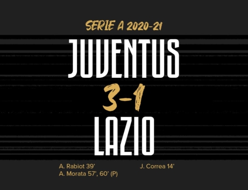 Man of the Match: Juventus 3-1 Lazio
