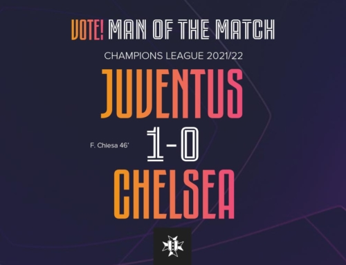 VOTE! Man of the Match: Juventus 1-0 Chelsea