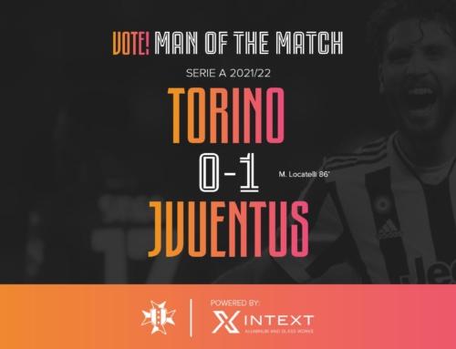 VOTE: Man of the Match: Torino 0-1 Juventus